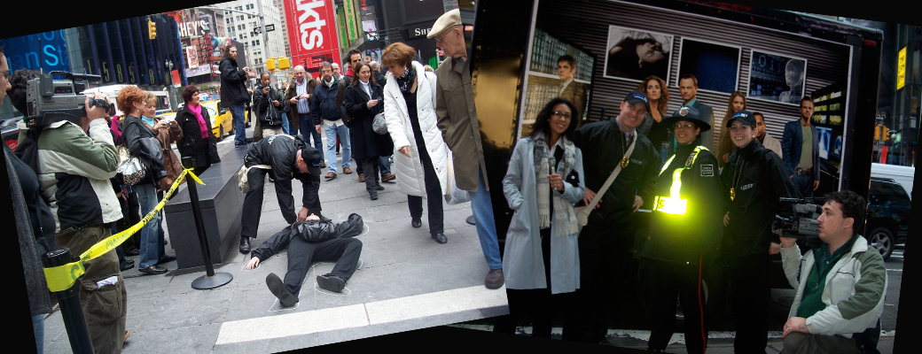 experiential marketing in NYC