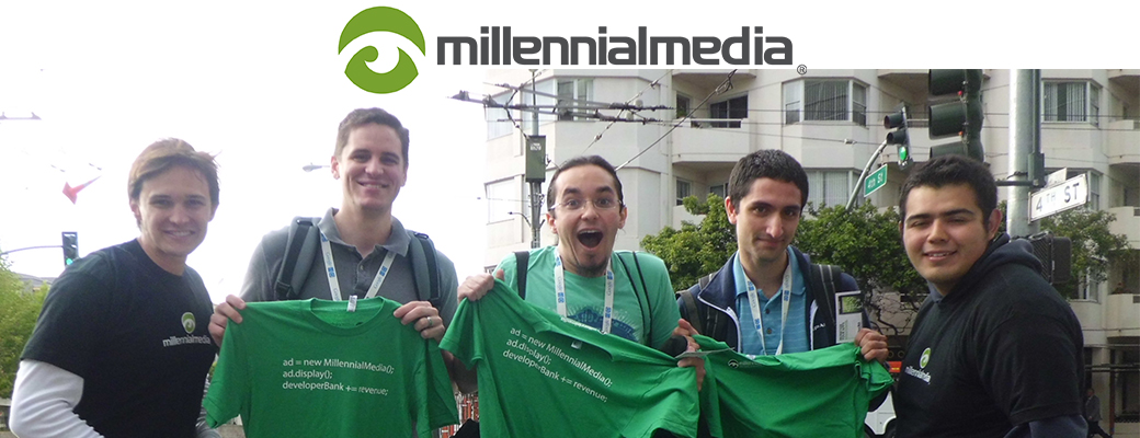 Millennial Media conference marketing