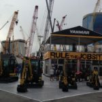Yanmar Trade Show Booth