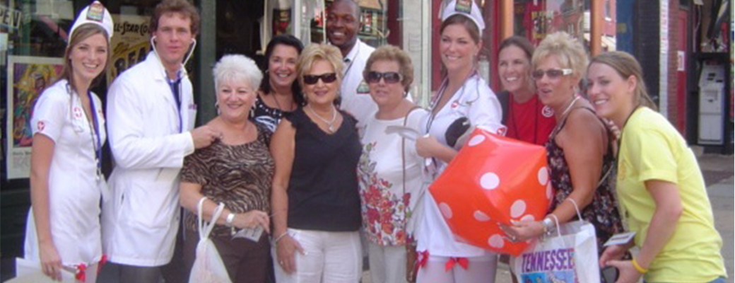 Tunica tourism experiential marketing