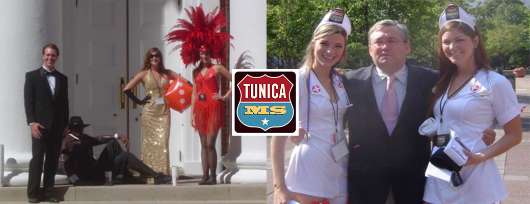 Tunica tourism marketing