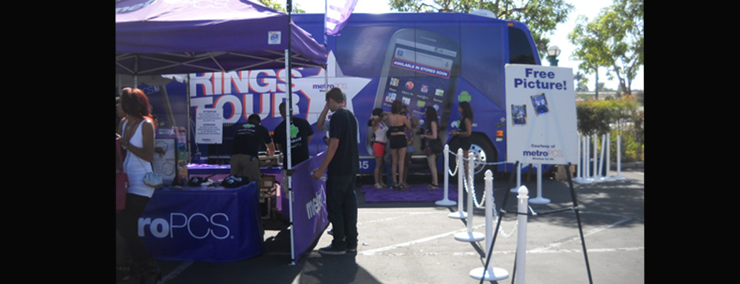 mobile marketing tour