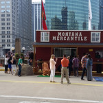The Montana Mercantile Tour visited Chicago and Minneapolis, now entering Seattle, to boost tourism to big sky country.