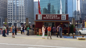 The Montana Mercantile Tour visited Chicago and Minneapolis, and it's now entering Seattle to boost tourism to big sky country.