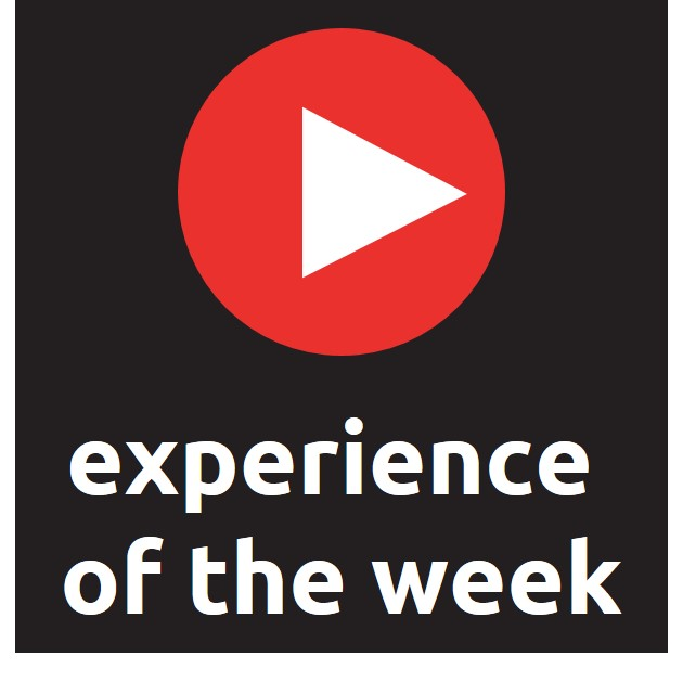 Experience of the Week: GE Healthymagination - dio