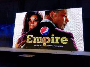 Pepsi and Empire