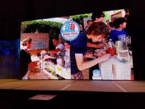 Pepsi at Maker Faire