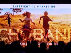 Chobani Experiential Marketing