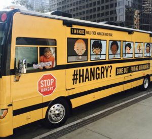 No Kid Hungry Hangry Tour