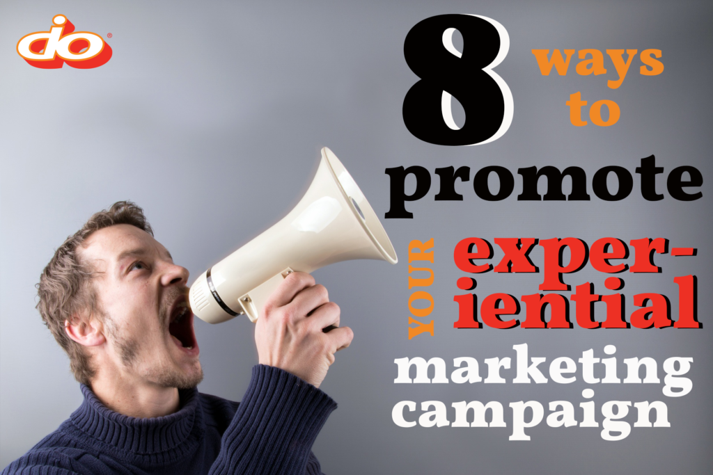 how to promote a brand activation