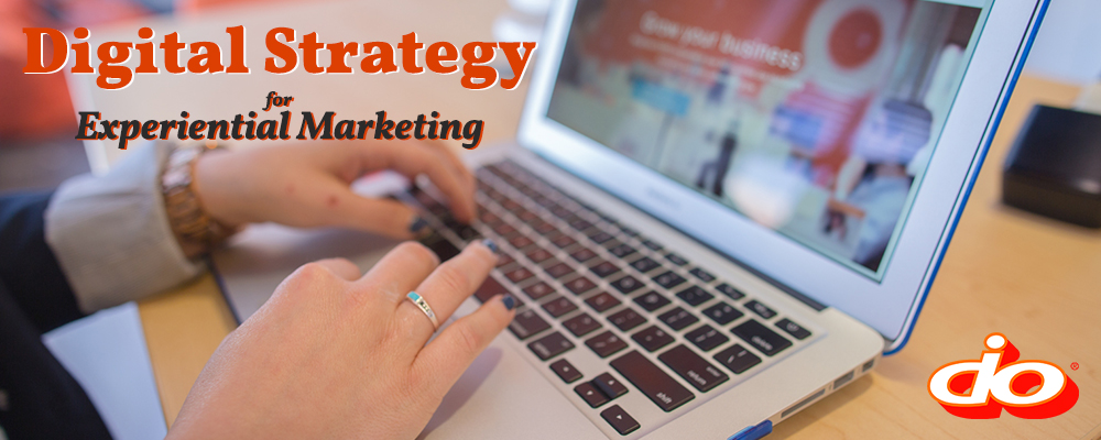 digital marketing and experiential marketing