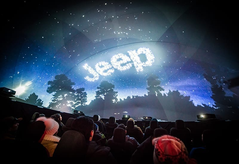 Experience of the Week - Jeep