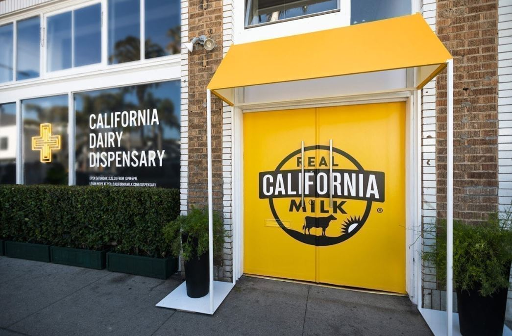 Experience of the Week - California-Based Dairy